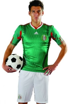 camiseta oficial mexico mundial 2010-4