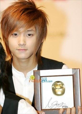 Últimos cortes de cabello y peinados asiáticos de moda 2009 para