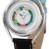 Reloj de Mr Jones que nos planifica el día…