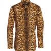 Camisa Animal Print de Givenchy