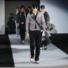 Emporio Armani en Semana de Moda Milán