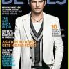 Ashton Kutcher, portada en Details
