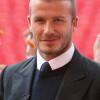 El nuevo estilo en corte de cabello de David Beckham