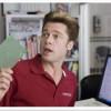 Brad Pitt y su look en la nueva película de los Coen