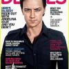 James McAvoy en portada de Details Agosto 2008