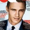 James Franco en la revista GQ, al estilo de James Dean