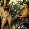 Jennifer Lopez y su fragancia Deseo, versión para hombres