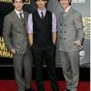 Los hombres mejores vestidos en el American Music Awards 2008