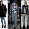 Nueva moda para hombres otoño invierno 2008 – 2009: Pantalones para todos los estilos