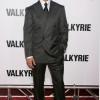 Tom Cruise viste Hugo Boss en el estreno de Valkyria