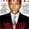 Daniel Craig para Vogue Alemania Agosto 2008