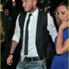 El estilo casual de David Beckham en la fiesta de Posh