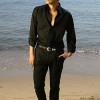 Emporio Armani y su primer modelo Asiático de ropa interior