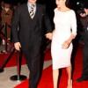 Brad Pitt en su traje Tom Ford a cuadros