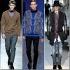 Moda Retro en Semana de Moda Milán