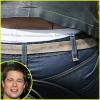Brad Pitt usa slips de Fruit of the Loom