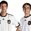 Camiseta Oficial Alemania Mundial 2010