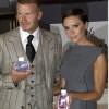 Beckham lanza la fragancia Signature For Him