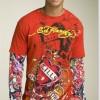 Nuevas camisetas Ed Hardy y Christian Audigier
