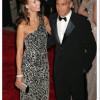 George Clooney en una noche de gala