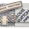 Set de gimnasia de la firma Louis Vuitton