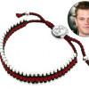 Matt Damon y el brazalete de la fundación ONEXONE, por una buena causa