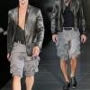 Semana de la Moda Milán: Emporio Armani 2009 Primavera Verano