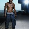 Nelly, modelo de ropa interior de Sean John, la firma de Diddy