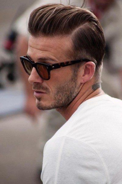 Los cortes de cabello 2015 de Mr. David Beckham