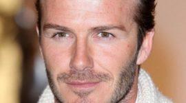 David Beckham y sus cortes de pelo para cabello liso