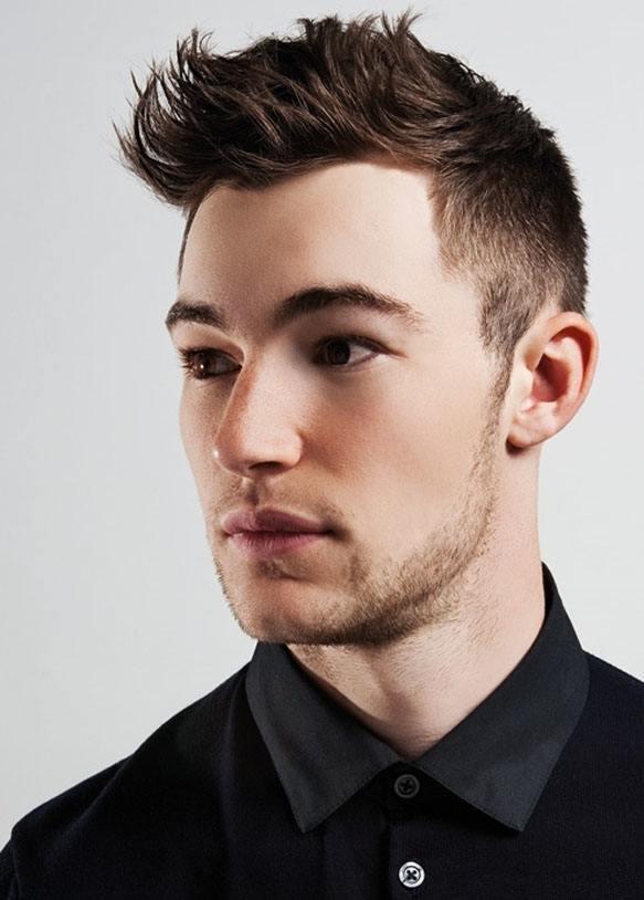 Nuevos cortes de pelo y peinados masculinos 2015