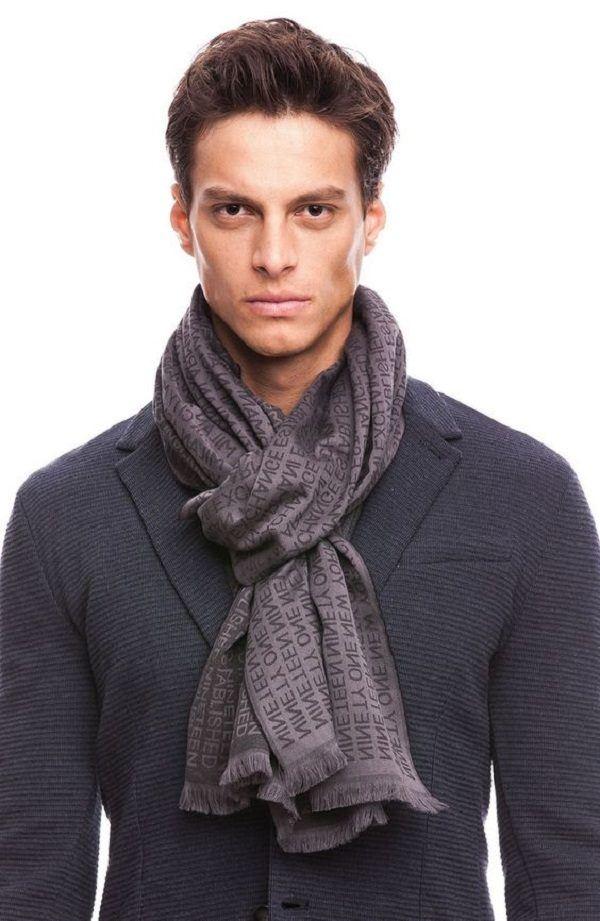 Nudo parisino bufanda