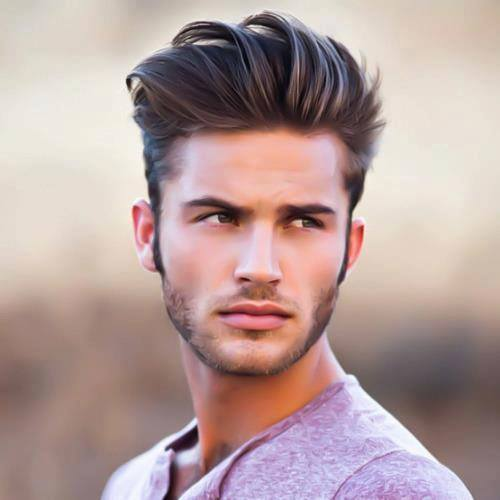 ests viendo una imagen del artculo cules son los cortes de pelo y peinados para hombres de moda en para cabello corto