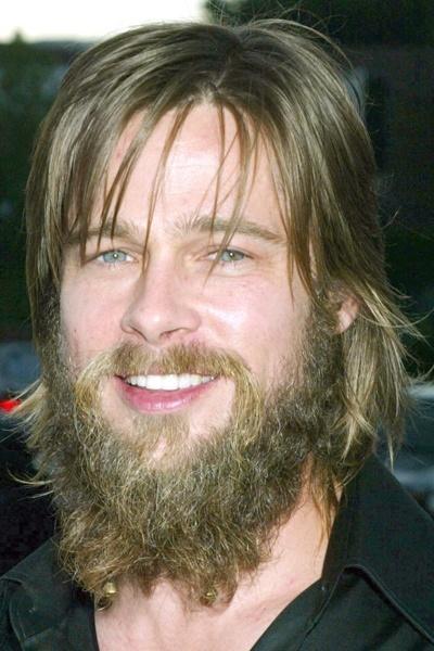 Los Mejores Cortes De Pelo De Brad Pitt