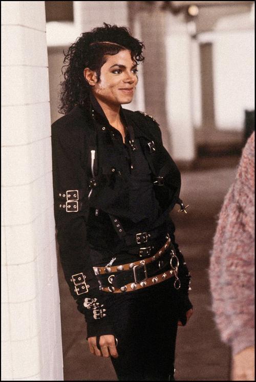 Disfraz Michael Jackson en Bad