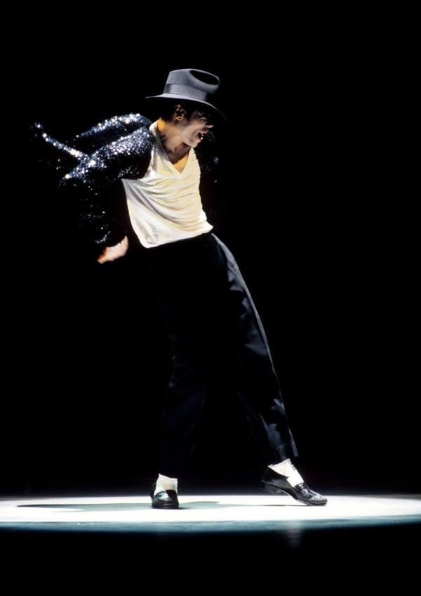 Disfraz Michael Jackson en Billie Jean