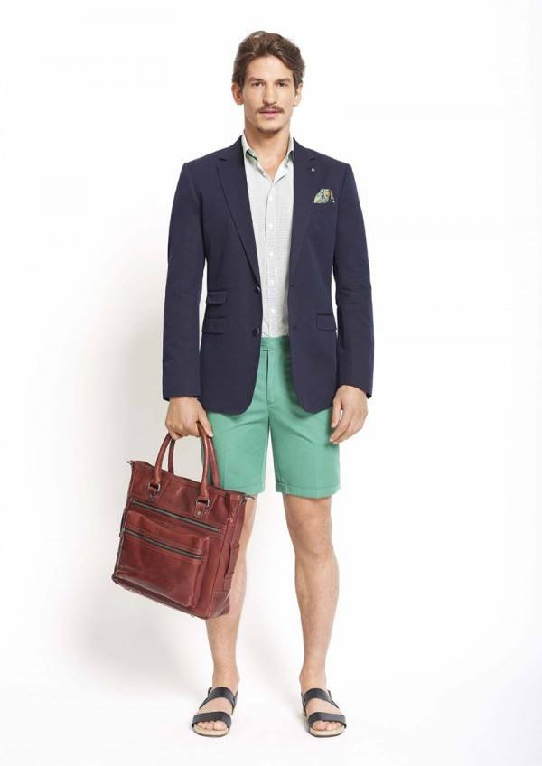 moda-hombre-2014-shorts-de-calibre