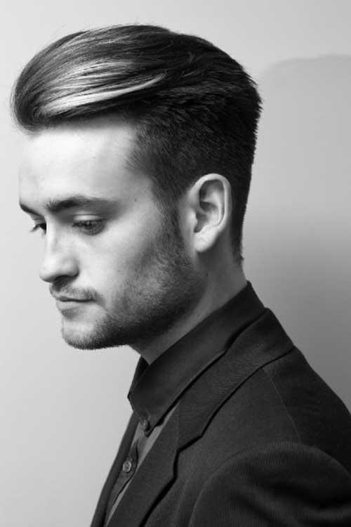 peinados-hombre-2016-cabello-corto-estilo-clasico - modaellos