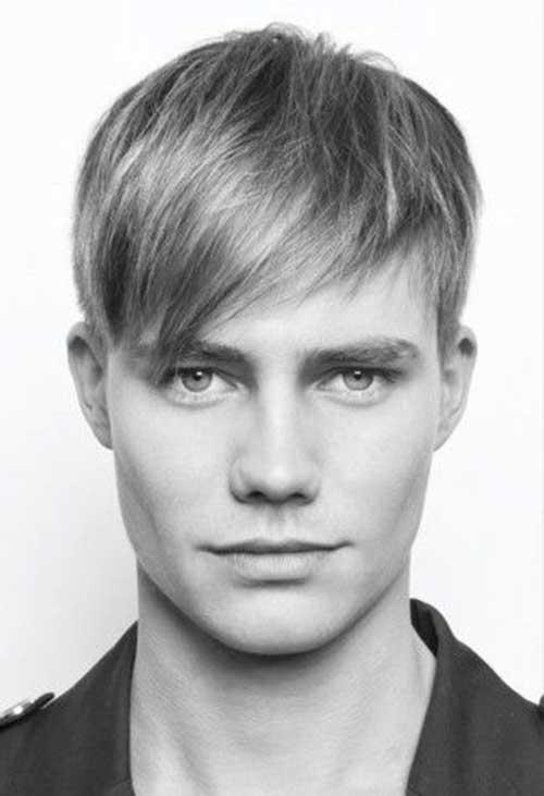 Peinados para hombres 2016 cabello corto - Peinados modernos para hombres ...