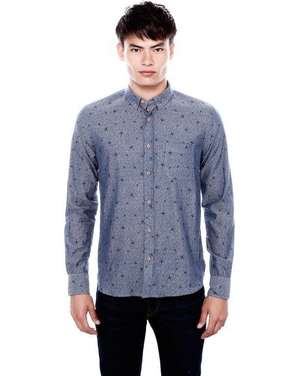 pull-and-bear-coleccion-navidad-2013-camisa-estampada