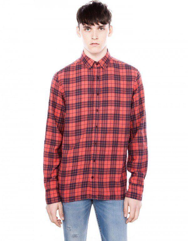 pull-and-bear-coleccion-navidad-2013-camisa-tartan