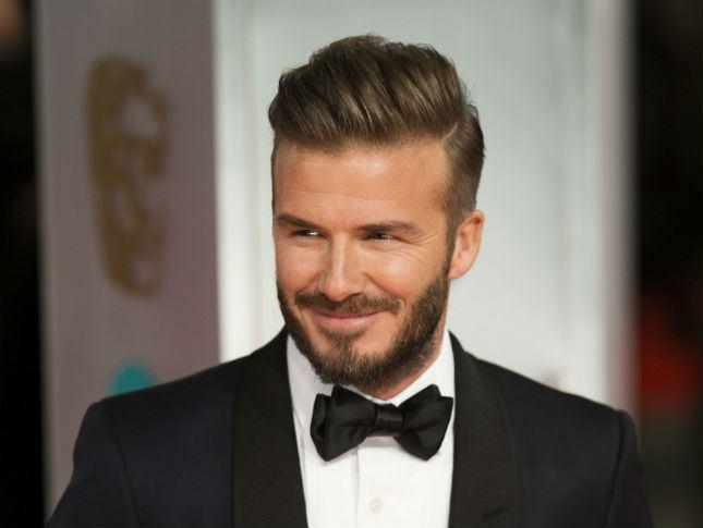 Cortes De Pelo 2015 Hombres Maduros Famosos David Beckham Modaellos Com