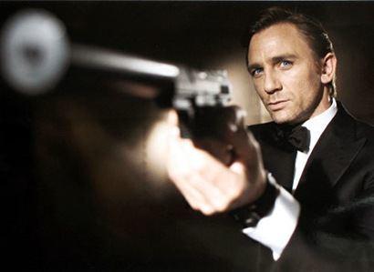 Craig James Bond