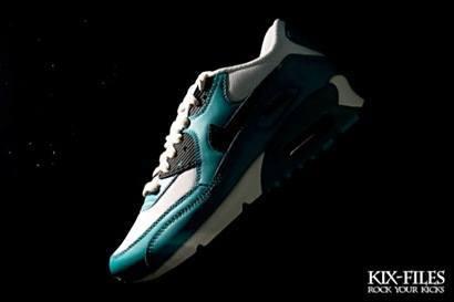 Nike Air 90 Mineral Blue - 01