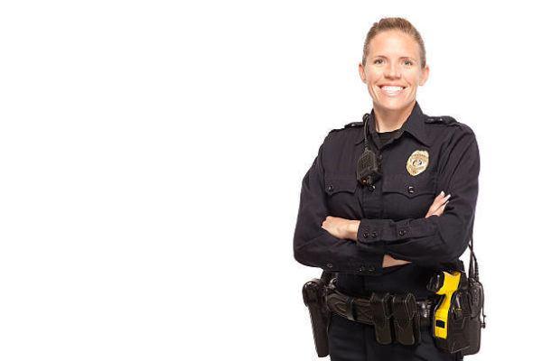 Ropa de trabajo policia