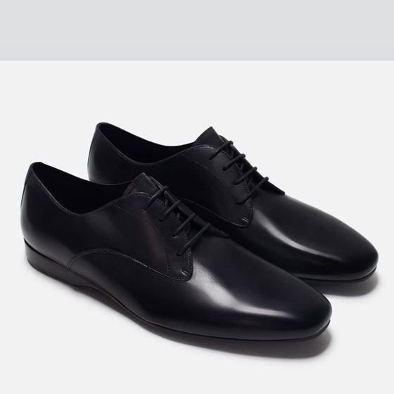zapatos-zara-otoño-invierno-2015-2016-Hombre-zapatos-de-vestir-tipo-blucher