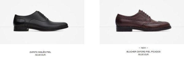 zapatos-zara-otoño-invierno-2015-2016-Hombre-zapatos-de-vestir-tipo-ingles-oxford-blucher