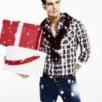 Moda hombre Navidad 2011-2012 3 blanco5