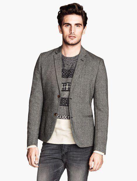 moda-hombre-navidad-2013-2014-estilo-informal-blazer-jeans-h&m