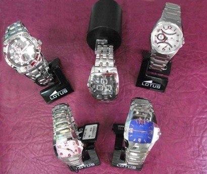 Catalogo Relojes Lotus